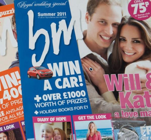 Bonmarché – BM magazine