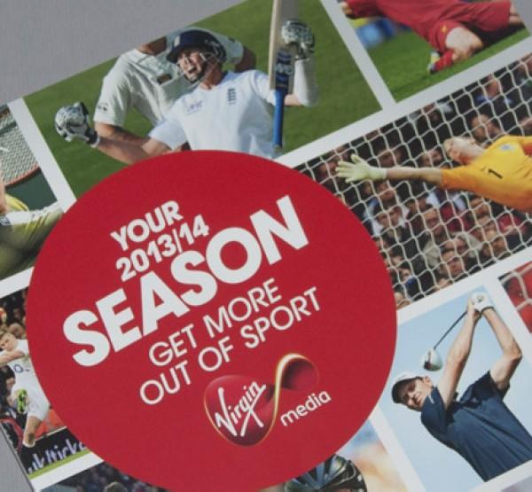 Virgin Media – Summer of sport promotion